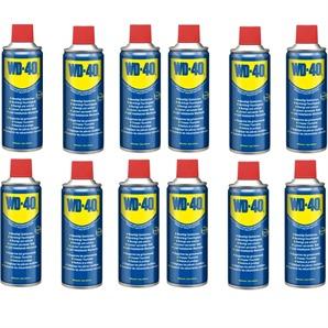 12x WD-40 Multiöl Spray 250ml