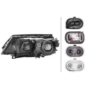Hella Druckschalter für Klimaanlage Citroen Fiat Lancia Peugeot