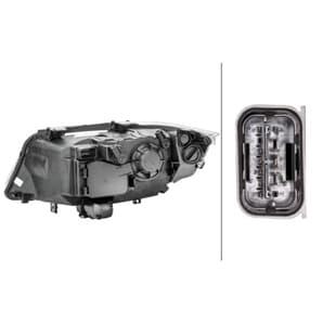 Hella Druckschalter für Klimaanlage Renault Laguna Master Megane Scénic