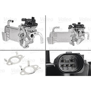 Valeo AGR-Modul für VW Transporter T5 T6 kaufen | Autoteile-Preiswert