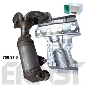 Ernst Krümmer-Katalysator für Citroen C3 Mini R56 Peugeot 207 308 1,4 1,6 16V kaufen   Autoteile-Pr