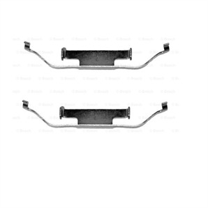 Bosch Montagesatz für Bremsbeläge hinten BMW 1er 3er 5er 7er X1 Z3 Z4