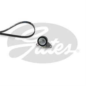 Gates Keilrippenriemensatz Citroen C2 C3 C4 Peugeot 1007 207 307 kaufen - Autoteile-Preiswert