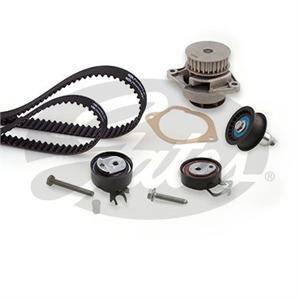 Gates Wasserpumpe + Zahnriemen Seat Skoda VW bei Autoteile Preiswert