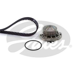 Gates Zahnriemensatz + Wasserpumpe Audi VW