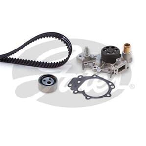 Gates Zahnriemensatz + Wasserpumpe für Nissan Kubistar Renault Clio Kangoo Twingo kaufen | Autoteil