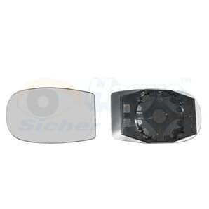 Außenspiegelglas links unbeheizt konvex Fiat Punto
