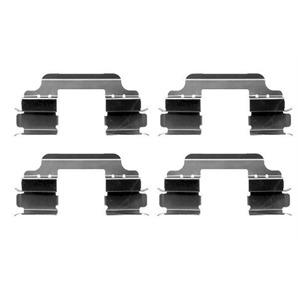 Textar Montagesatz für Bremsbeläge vorne für BMW Lancia Mercedes Mini Nissan Renault kaufen | Autot