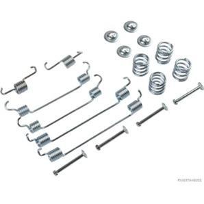 Jakoparts Montagesatz für Bremsbacken hinten Citroen Opel Peugeot Suzuki Toyota