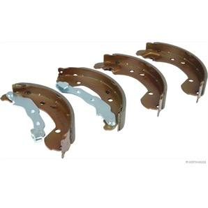 Jakoparts Bremsbacken hinten Nissan Micra Note Renault Clio Modus bei Autoteile Preiswert