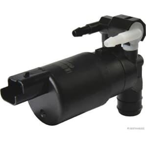Elparts Dual Waschwasserpumpe Scheibe+Scheinwerfer Citroen Dacia Fiat Lancia Opel Peugeot Renault