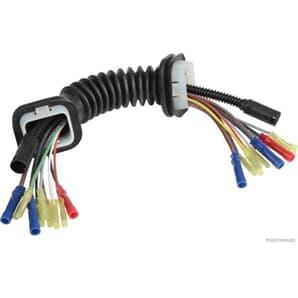 Elparts Kabelreparatursatz Heckklappe Skoda Roomster + Praktik 1,2 - 1,9 + TDI TSI