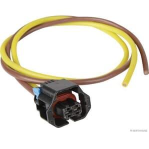 Elparts Kabelreparatursatz für Einspritzventil Alfa Romeo Citroen Fiat Opel Peugeot Saab Suzuki