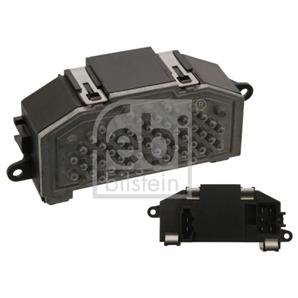 Febi Steuergerät für Lüftung Länge: 102 Audi Seat Skoda VW