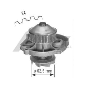 AIRTEX Wasserpumpe Fiat Lancia