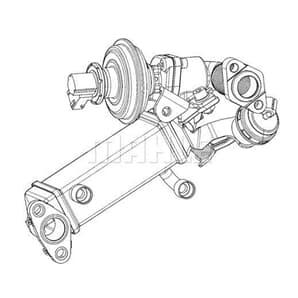 Mahle Klimatrockner Audi A4 A6 R8 Seat Exeo