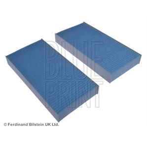 2 Blue Print Innenraumfilter Honda Civic Cr-V Fr-V
