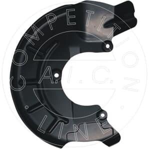 AIC Spritzblech für Bremsscheibe vorne links Audi Seat Skoda VW