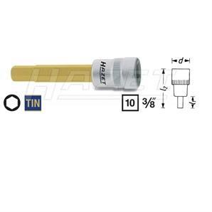 """Hazet 3/8"""" Steckschlüssel Einsatz 5mm lang"""