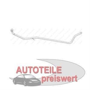 Mittelrohr Citroen C1 Peugeot 107 Toyota Aygo bei autoteile-preiswert kaufen