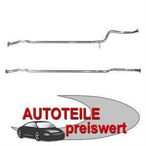 Mittelrohr Citroen Saxo Peugeot 106 bei autoteile-preiswert kaufen