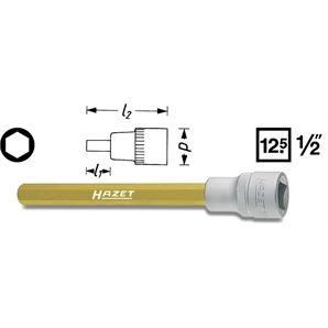 "Hazet Bit Einsatz 1/2"" 6-Kant 7mm beschichtet lang  bei Autoteile Preiswert"