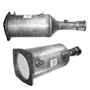 Dieselpartikelfilter Citroen Fiat Peugeot 2,0 2,2 JTD HDi