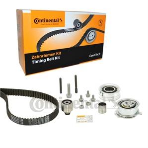 Contitech Zahnriemensatz für Audi A1 A3 Seat Altea Leon Skoda Fabia VW Amarok kaufen | Autoteile-Pr