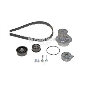 Flennor Wasserpumpe + Zahnriemensatz Opel Astra G Zafira A 1.4 1.6 16V bei Autoteile Preiswert
