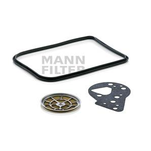 MANN Hydraulikfiltersatz Automatikgetriebe Audi 80 90 100 Coupe VW Golf Jetta 1 2 Passat T3