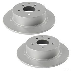 2 Jakoparts Bremsscheiben hinten für Nissan Evalia Juke Nv200 Pulsar Qashqai kaufen | Autoteile-Pre