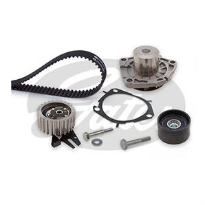 Gates Wasserpumpe + Zahnriemensatz Alfa Fiat Jeep Renegade Lancia Opel Suzuki bei Autoteile Preiswe