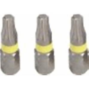 """KS Tools 1/4"""" CHROME+ Bit Torx 25mm T25"""