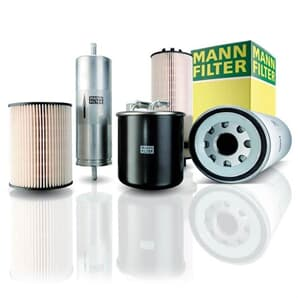 MANN Kraftstofffilter BMW 3  E90 91 92 93  X1 E84 X3 F25 X4 F26 bei Autoteile Preiswert