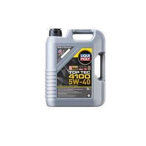 Liqui Moly TopTec 4100 5W-40 5 Liter  bei Autoteile Preiswert
