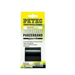Petec POWER Tape Panzerband 5 m x 50 mm schwarz