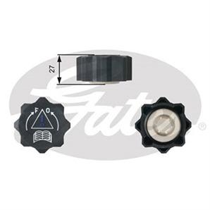 Gates Verschlussdeckel Kühlmittelbehälter Citroen DS Fiat Lancia Opel Peugeot Toyota