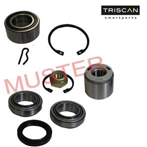 Triscan Radlager mit Radnabe vorne für Opel Astra H Zafira 1.4 1.6 1.8 2.0 2.2 16V kaufen | Autotei