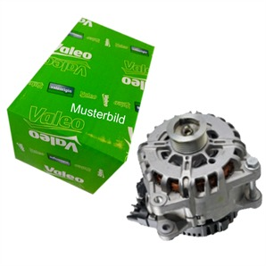 Valeo Generator BMW 1er 3er 5er X3 Z4 Roadster bei Autoteile Preiswert