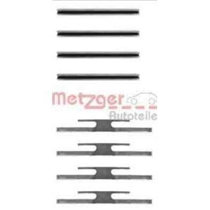 Montagesatz für Bremsbeläge vorne Opel