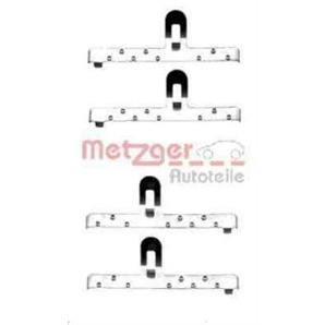 Montagesatz für Bremsbeläge vorne Seat VW