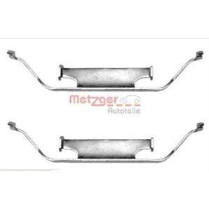 Metzger Montagesatz für Bremsbeläge vorne BMW E34 E36 E46 X3 Z4