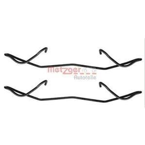 Metzger Montagesatz für Bremsbeläge vorne Ford Honda Mazda Mercedes