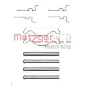 Nipparts Zubehörsatz für Bremsbeläge hinten