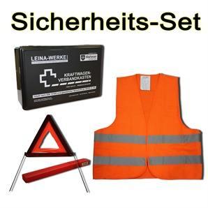 Pannen- Notfall-  Sicherheits- & Erste Hilfe Set