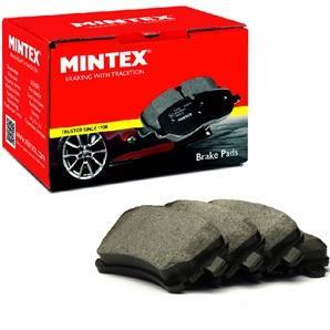 Mintex Bremsbeläge hinten Alfa Romeo 156 164 166 Lancia Kappa