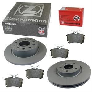 *Zimmermann Formula Z Bremsscheiben vorne Audi RS4 für PR. Nr. 1LJ