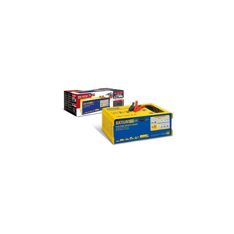 GYS Batterie Ladegerät Batium 15-24 6-24V 35-225Ah vollaut.Profi
