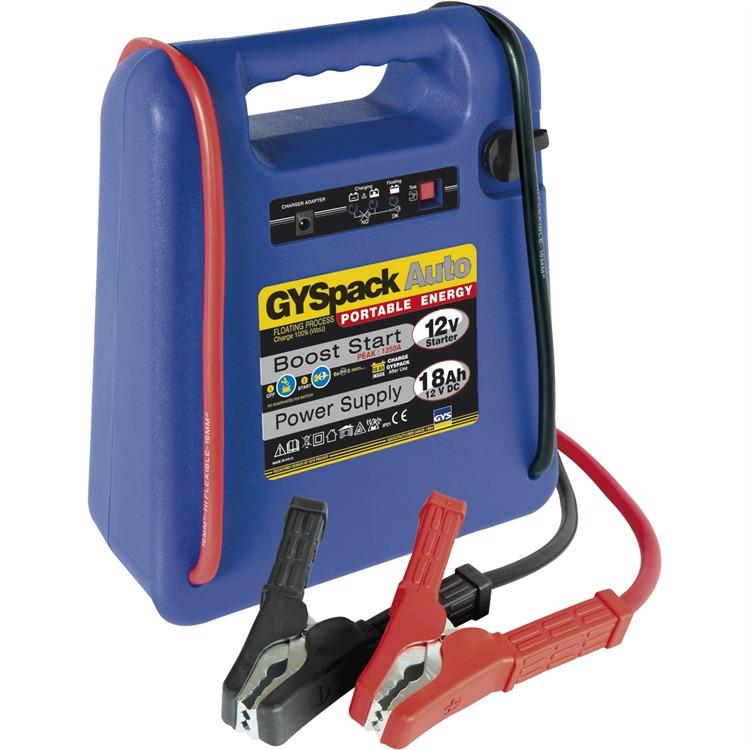 GYS Starthilfegerät 12V PKW Gyspack Auto 480A
