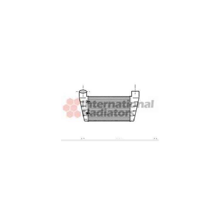 Ladeluftkühler Audi A4 A6 + Avant VW Passat + Variant 1,8-1,9